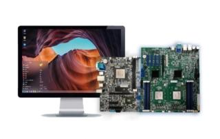 航天龙梦龙芯4000主板与统一操作系统UOS成功完成适配