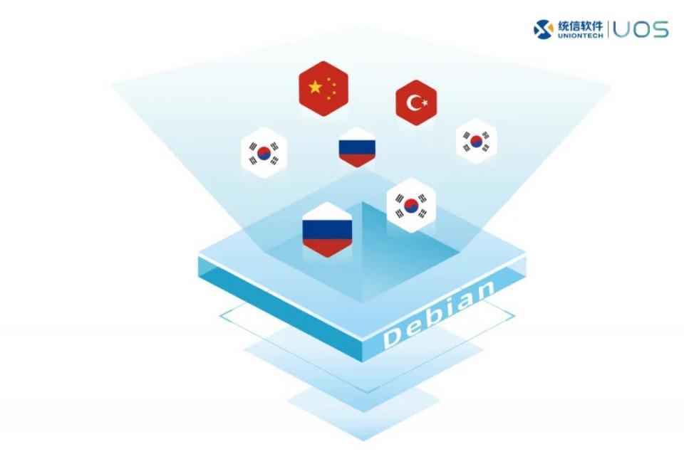 世界你好!统信UOS已与多国OS展开国际合作对接