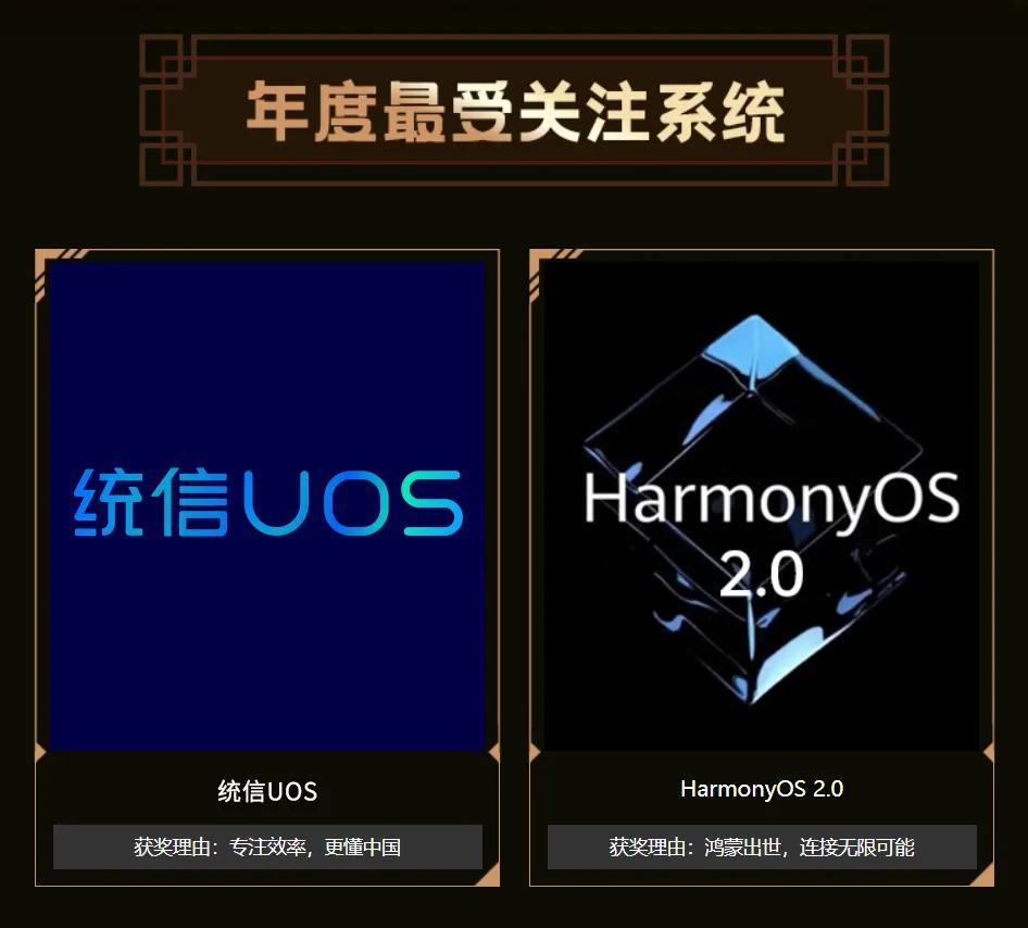 统信软件 统信UOS入选最受关注操作系统